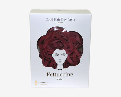 Good Hair Day Pasta: Fettuccine von Greenomic
