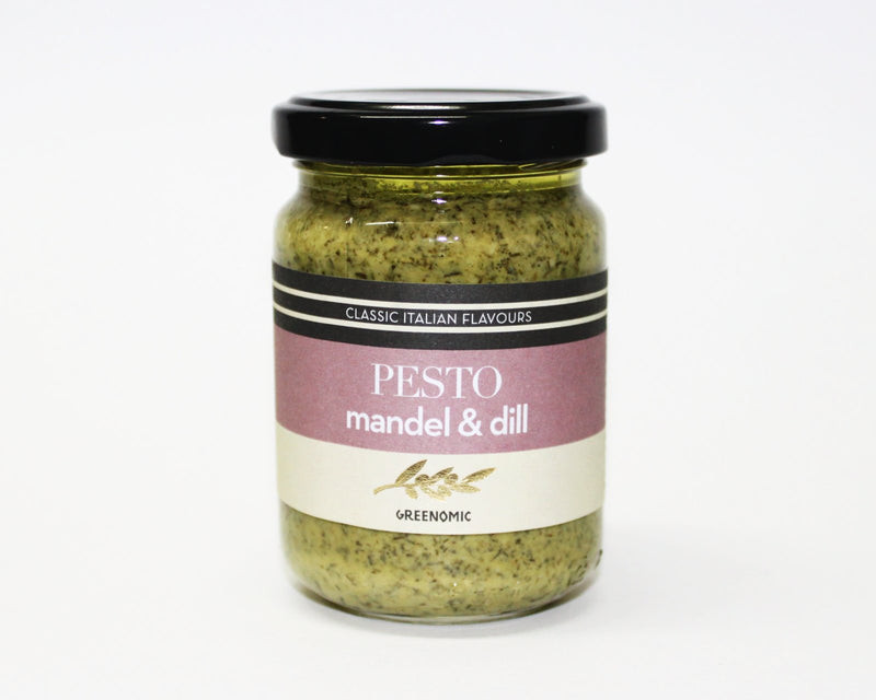 Mandel-Dill-Pesto von Greenomic