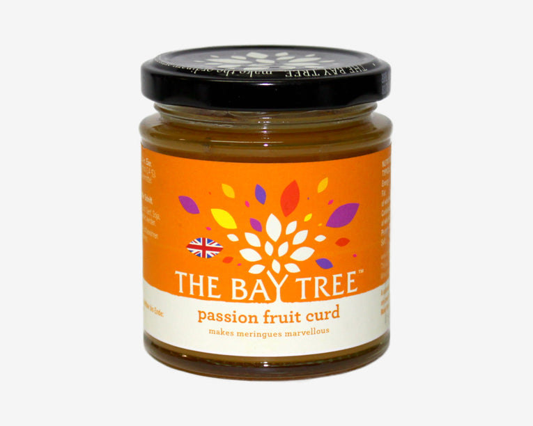 Passionsfrucht-Curd von The Bay Tree