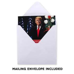 Talking Trump Mothers Day Card