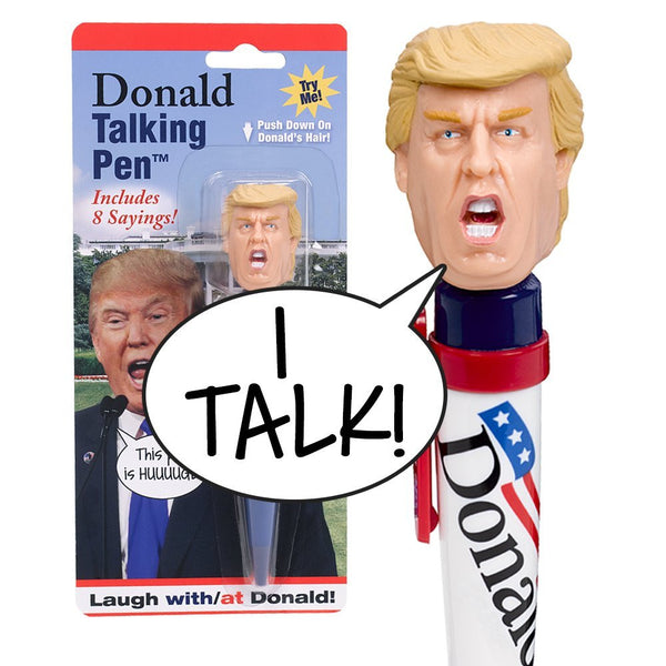 Donald Talking Pen