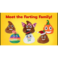 Fart Fairy Poop Emoji Farting Plush Toy