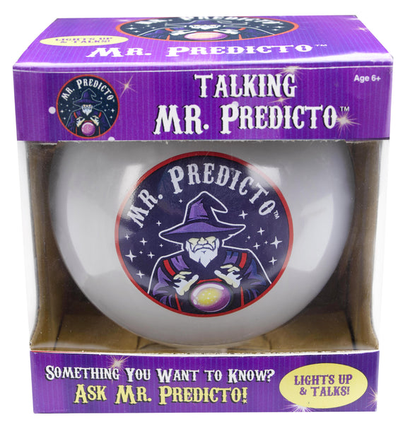 Mr. Predicto Fortune Telling Ball