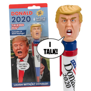 Donald Trump 2020 Talking Pen