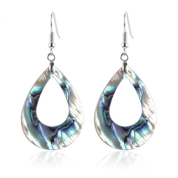 Abalone Shell, Abalone jewelry, Abalone Earrings, Abalone Shell Earrings.