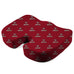 San Francisco 49ers Seat Solution Memory Foam Cushion