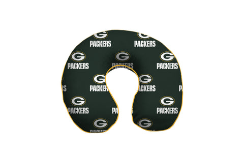 Green Bay Packers Travel Pillow