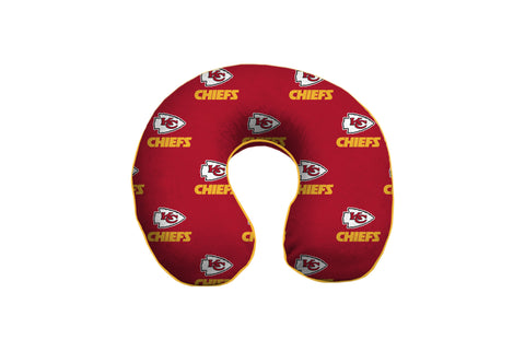 Kansas City Chiefs Travel Pillow