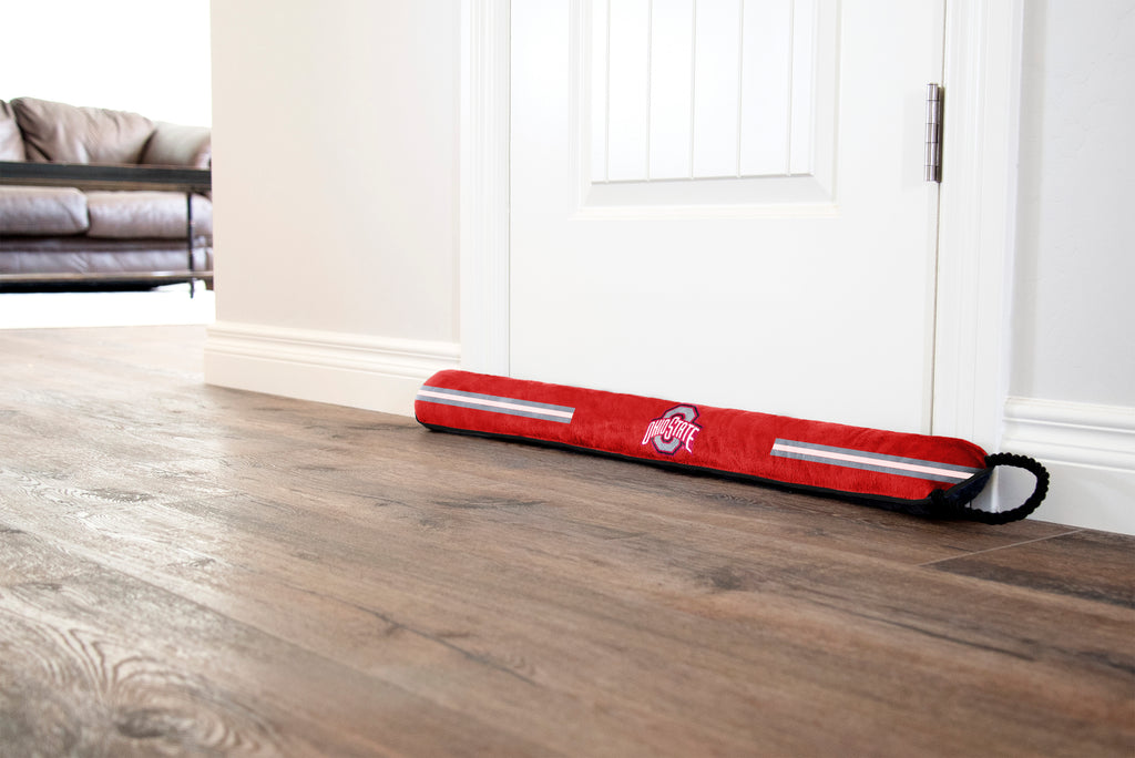 Ohio State Door Draft Stopper