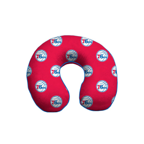 Philadelphia 76ers Travel Pillow