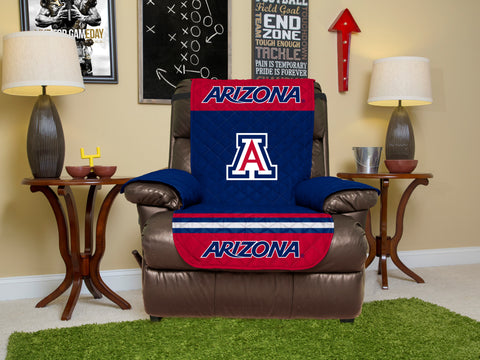 University of Arizona Furniture Protectors with Elastic Straps