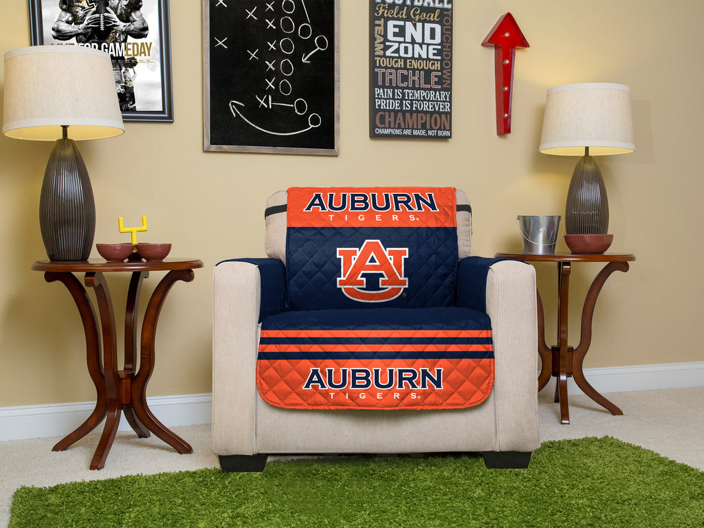 Auburn University Furniture Protectors with Elastic Straps