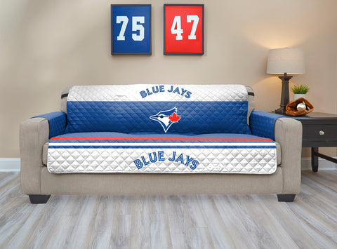 Toronto Blue Jays Furniture Protector with Elastic Straps