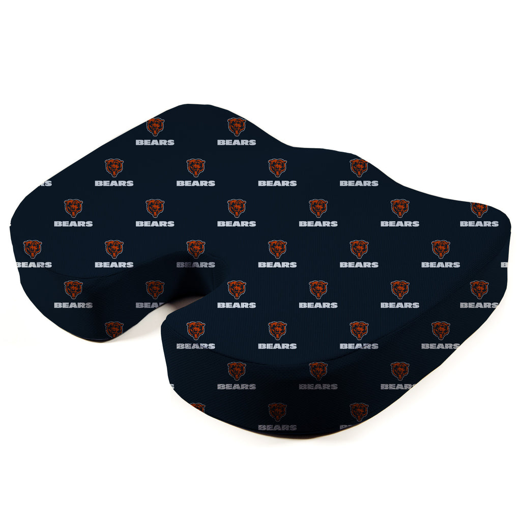 Chicago Bears Seat Solution Memory Foam Cushion