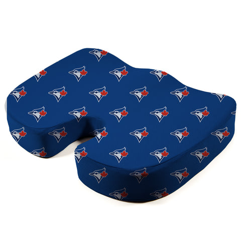 Toronto Blue Jays Seat Solution Memory Foam Cushion