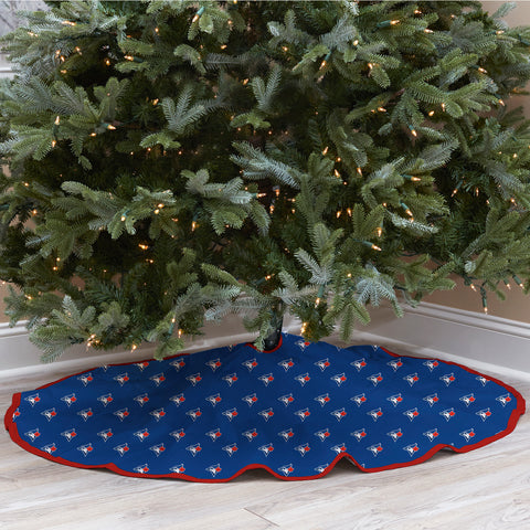 Toronto Blue Jays Christmas Tree Skirt