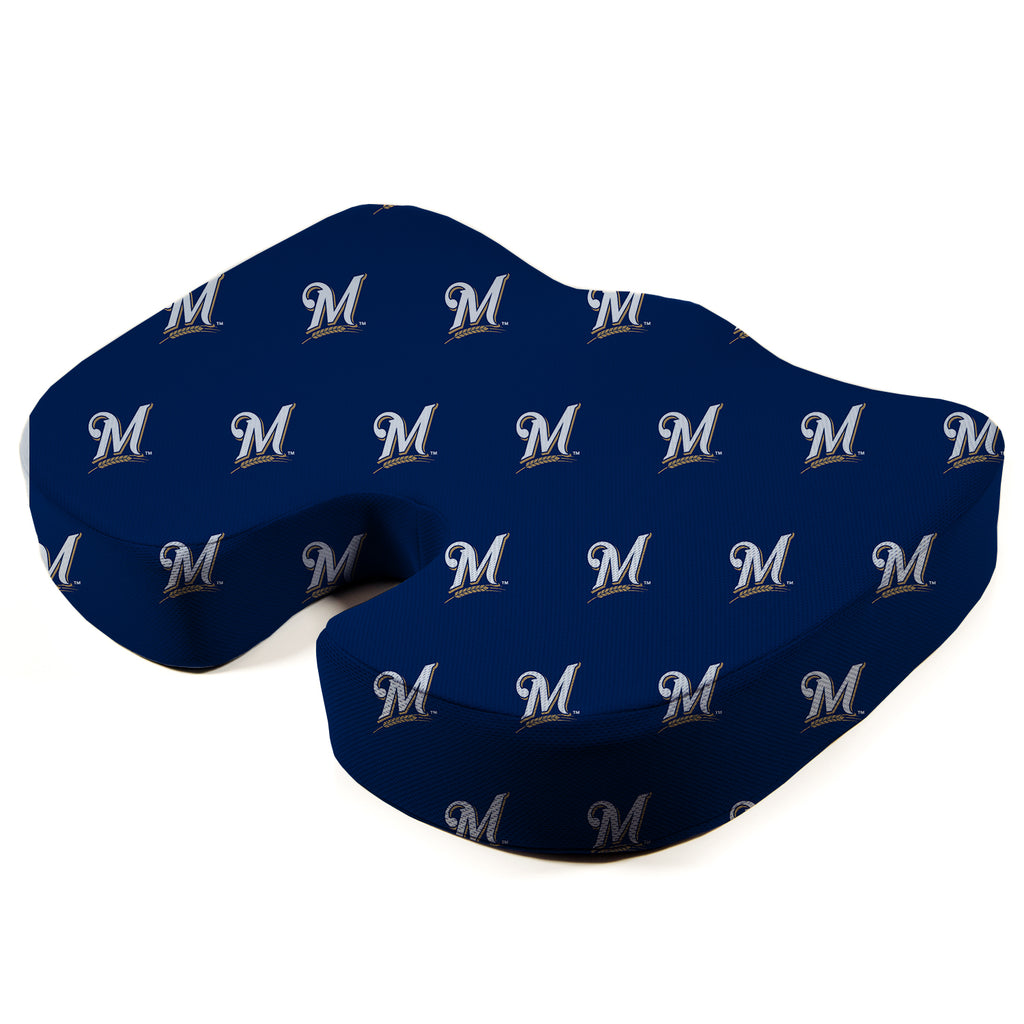 Milwaukee Brewers Seat Solution Memory Foam Cushion