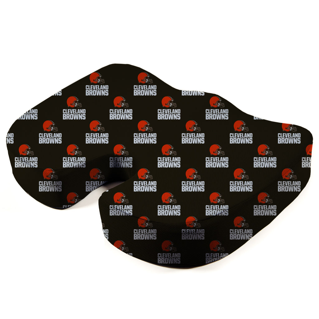 Cleveland Browns Seat Solution Memory Foam Cushion