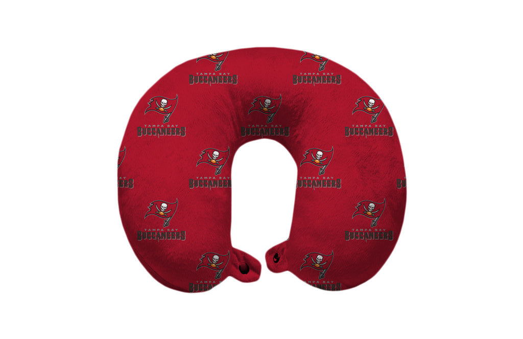 Tampa Bay Buccaneers Travel Pillow