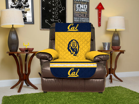 University of California Furniture Protectors with Elastic Straps