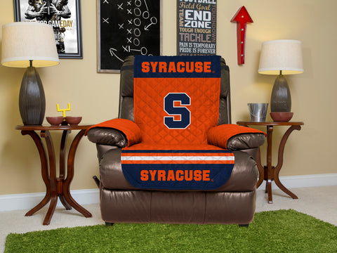 Syracuse University Furniture Protector with Elastic Straps