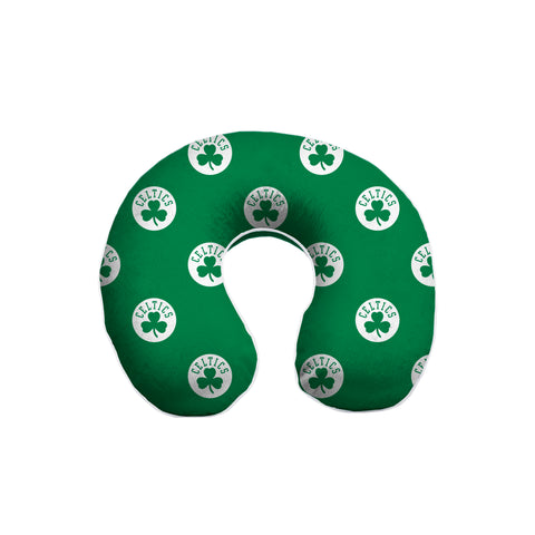 Boston Celtics Travel Pillow