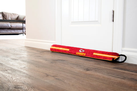 Kansas City Chiefs Door Draft Stopper