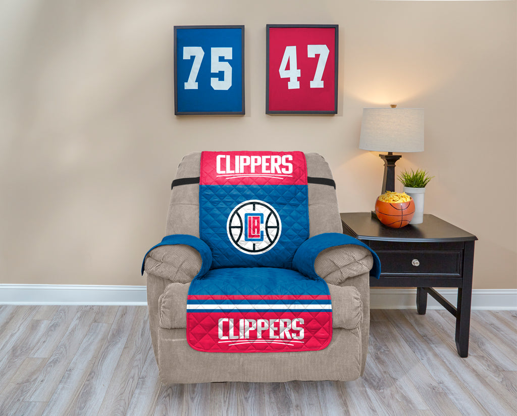 Los Angeles Clippers Furniture Protector with Elastic Straps