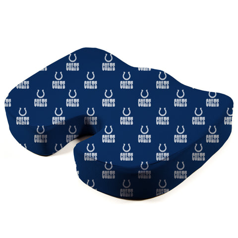Indianapolis Colts Seat Solution Memory Foam Cushion