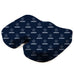 Dallas Cowboys Seat Solution Memory Foam Cushion