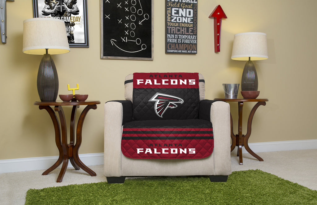 Atlanta Falcons Furniture Protectors with Elastic Straps