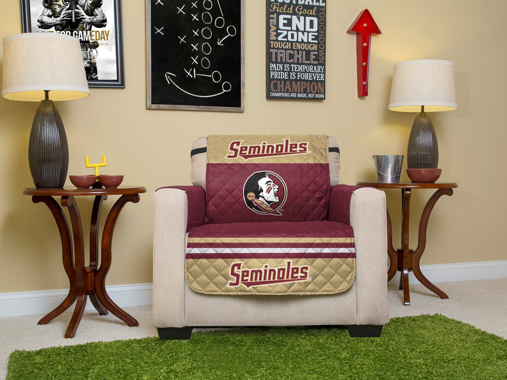 Florida State University Furniture Protectors with Elastic Straps