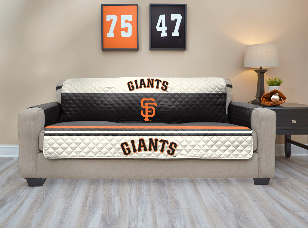 San Francisco Giants Furniture Protector with Elastic Straps