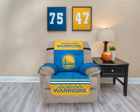 Golden State Warriors Furniture Protector with Elastic Straps