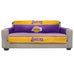 Los Angeles Lakers Furniture Protector with Elastic Straps