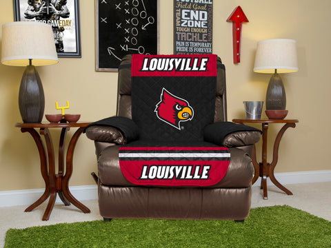 University of Louisville Furniture Protectors with Elastic Straps
