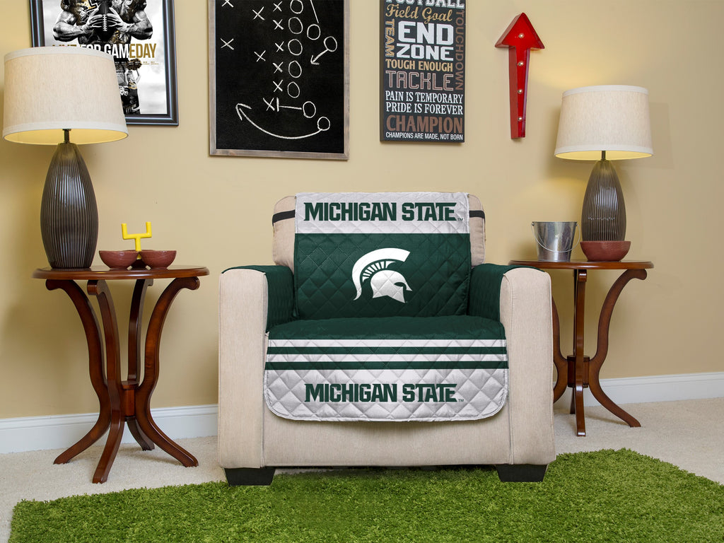 Michigan State University Furniture Protectors with Elastic Straps