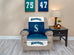 Seattle Mariners Furniture Protector with Elastic Straps