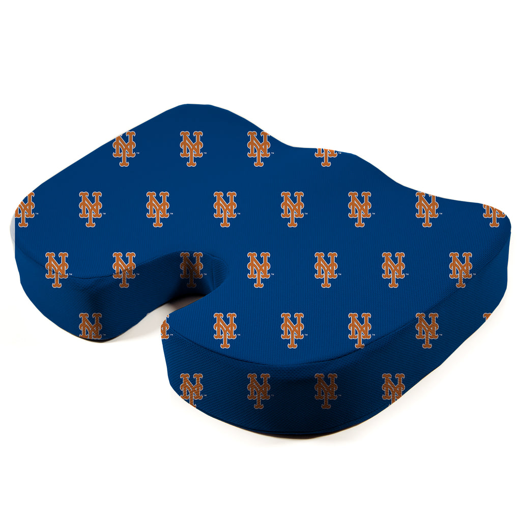 New York Mets Seat Solution Memory Foam Cushion