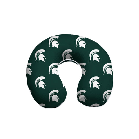 Michigan State University Travel Pillow