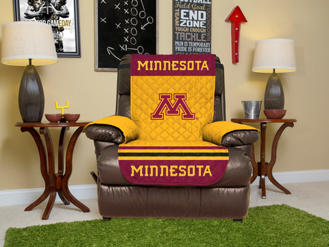 University of Minnesota Furniture Protector with Elastic Straps