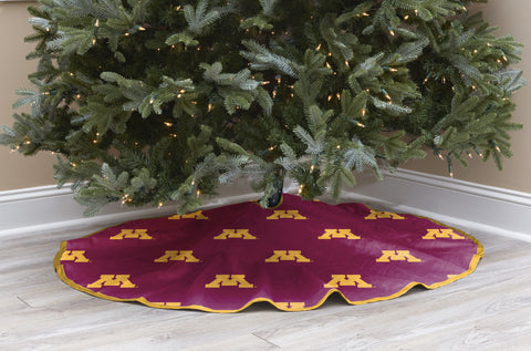 University of Minnesota Christmas Tree Skirt
