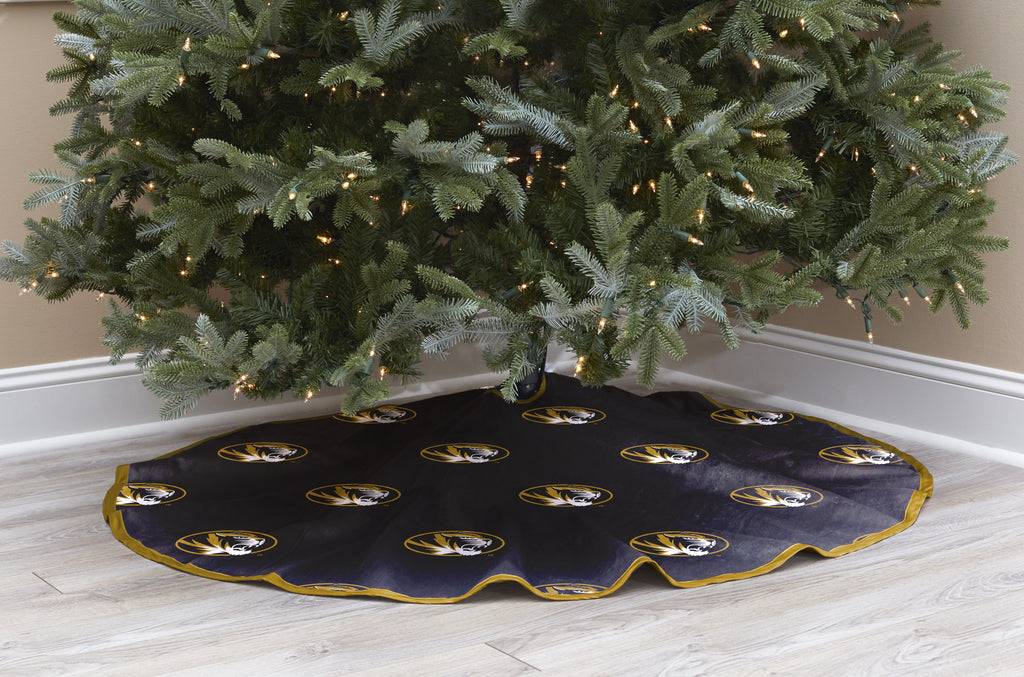 University of Missouri Christmas Tree Skirt