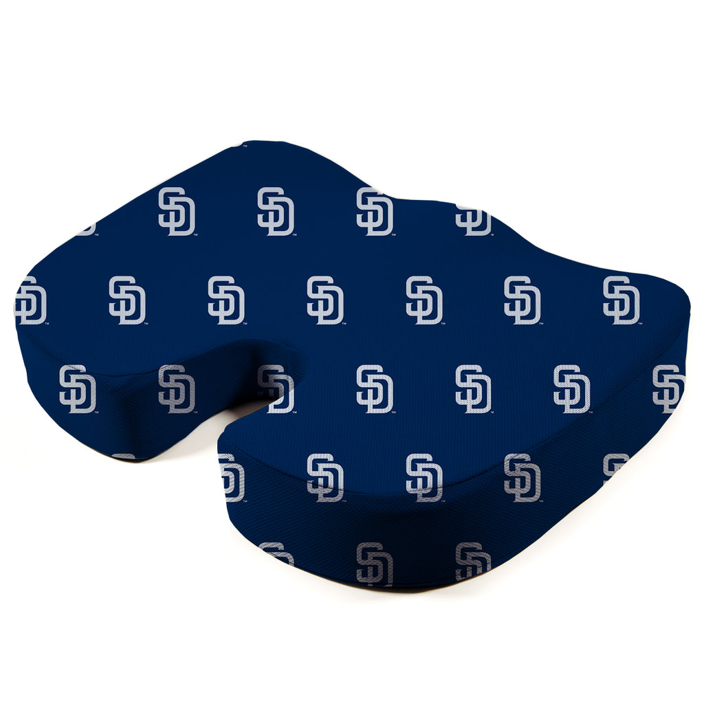 San Diego Padres Seat Solution Memory Foam Cushion