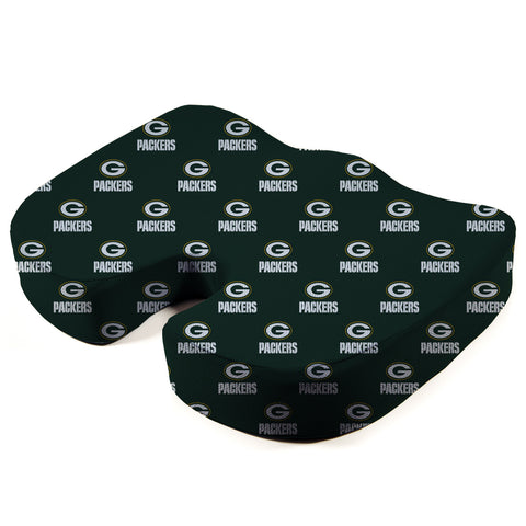 Green Bay Packers Seat Solution Memory Foam Cushion