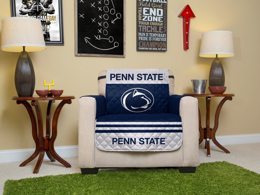 Penn State University Furniture Protectors with Elastic Straps