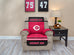 Cincinnati Reds Furniture Protector with Elastic Straps
