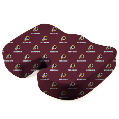 Washington Redskins Seat Solution Memory Foam Cushion