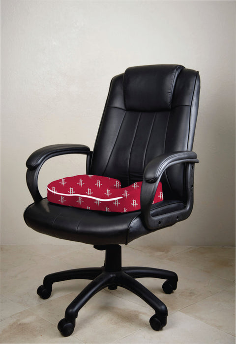 Houston Rockets Seat Solution Memory Foam Cushion