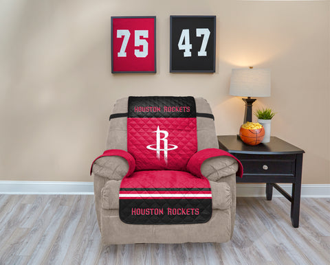 Houston Rockets Furniture Protector with Elastic Straps